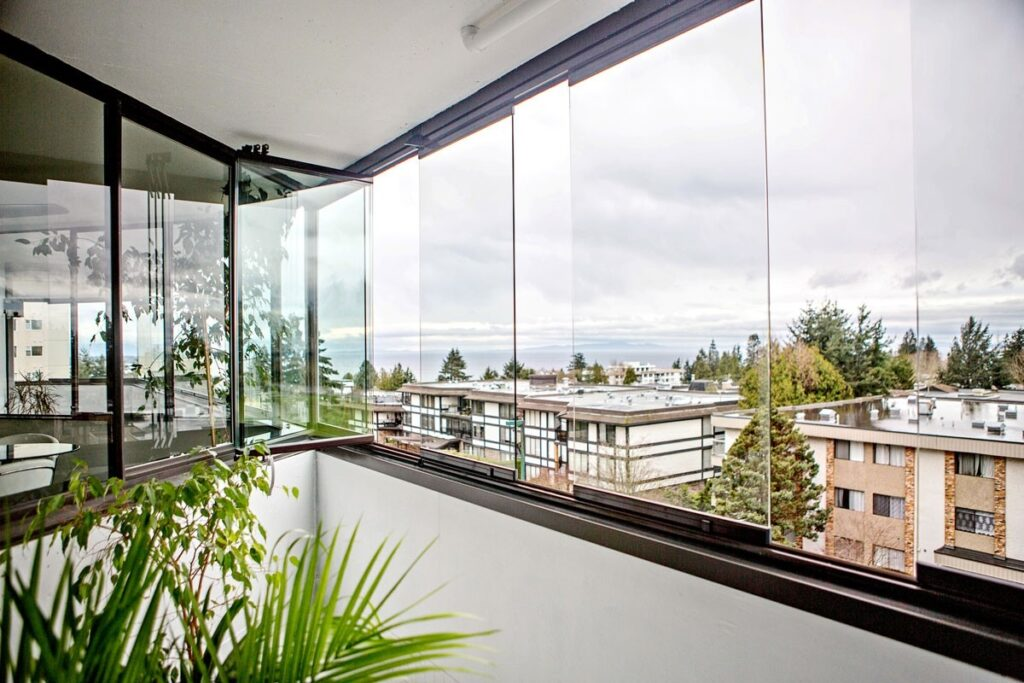 cristales para terrazas