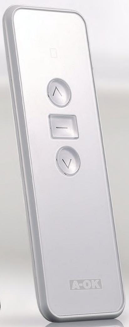 mando emisor premium blanco