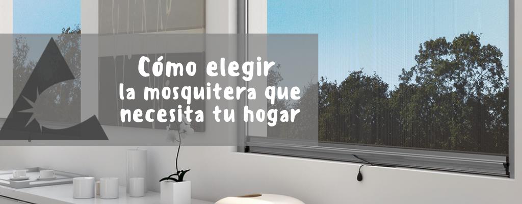elige tu mosquitera